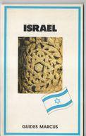 Guide Marcus Israël   EXCELLENT ETAT   Edition 1995 - Voyages