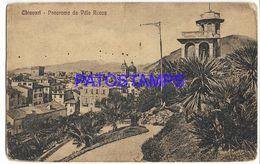 137671 ITALY CHIAVARI GENOVA PANORAMA OF VILLA ROCCA BREAK POSTAL POSTCARD - Italien