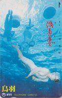 Télécarte JAPON / NTT 290-106 - Sport - PLONGEE - DIVING JAPAN Phonecard - Japon