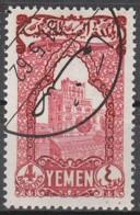 Jemen-Nord (Arab.Republik) Nr. 50 Q - Landesmotive: Palast In Sanaa - Yemen
