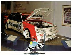 (C 31) Australia - NSW - Bathurst Motor Racing Museum - Museum