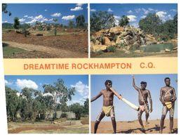 (C 31) Australia - QLD - Rokchampton Arborigene Dreamtime - Aborigenes