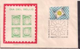 Uruguay - 1977 - FDC - Dia Del Sello Uruguayo - Cygnus - Uruguay