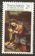 Tokelau  1970  SG  21  Christmas  Unmounted Mint - Tokelau