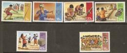Tokelau  1983  SG  97-102 Traditional  Pastimes Unmonted Mint - Tokelau