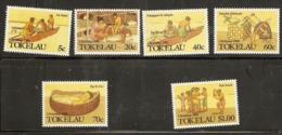 Tokelau  1988  SG  165-70 Christmas   Unmounted Mint - Tokelau