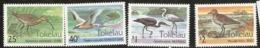 Tokelau  1993  SG 201-4 Birds    Unmounted Mint - Tokelau
