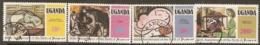 Uganda  1981  SG  349-52    Picasso   Fine Used - Uganda (1962-...)