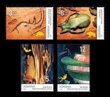 Romania 2020 Mih. 7715/18 Institute Of Speleology. Caves MNH ** - 1948-.... Republics
