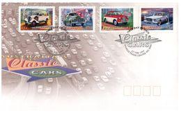 (C 34) Australia - FDC - 1997 - Classic Cars (3 Covers) - Ersttagsbelege (FDC)