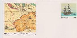 Australia PSE 011 1979 Wreck Of The Batavua ,mint - Ganzsachen