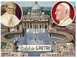 (C 35) Italy - Vatican - Pope - Pape - Papi