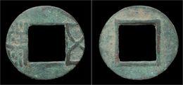 China Western Han Dynasty Sizhu Wu Zhu Cash - Cina