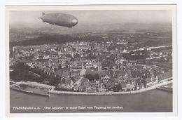 Deutsches Reich Zeppelin Karte Ungebraucht - Germany