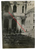 Ternopil Tarnopol Ukraine Тернополь  (4-5)   Judaika  Guerre 14/18-WWI Photo Allemande - 1914-18