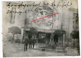 Ternopil Tarnopol Ukraine Тернополь  (5-5)   Judaika  Guerre 14/18-WWI Photo Allemande - 1914-18