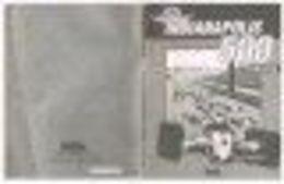 U.S.  INDIANAPOLIS MOTOR SPEEDWAY. INDIANAPOLIS 500 SIMULATION. - Sport