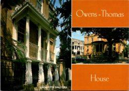 Georgia Savannah Owens-Thomas House - Savannah