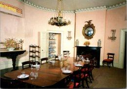 Georgia Savannah Owens-Thomas House Dining Room - Savannah