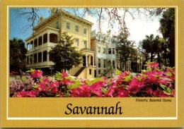 Georgia Savannah Monterey Square Historic Restored Home - Savannah