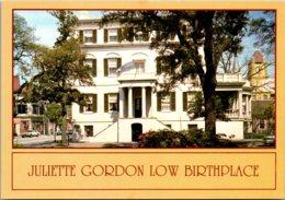 Georgia Savannah Juliette Gordon Low Birthplace Founder Of Girl Scouts Of America - Savannah