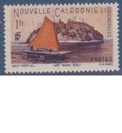 NOUVELLE CALEDONIE      N°  YVERT  265  NEUF AVEC CHARNIERES      ( CHAR   03/49 ) - Ungebraucht