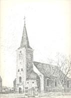 SOUMAGNE -  L'Eglise - Lithographie De Laurent BALHAN (Mi11) - Litografia