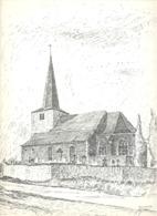 BOMBAYE -  L'Eglise - Lithographie De Laurent BALHAN (Mi11) - Litografia