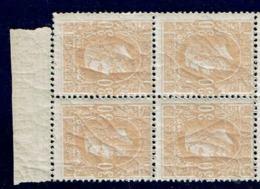 33  Bloc 4  Bdf  **  1000 - 1869-1883 Leopold II