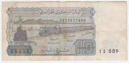 Algeria P 132 - 10 Dinars 1983 - Fine+ - Algerien