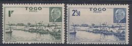 N° 215 Et N° 216 - X X - ( C 231 ) - Unused Stamps