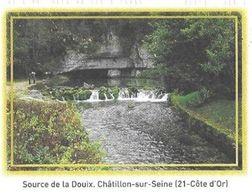 CHATILLON SUR SEINE COTE D OR - SOURCE DE LA DOUIX - PAP ENTIER POSTAL FLAMME 2010, VOIR LES SCANNER - Holidays & Tourism
