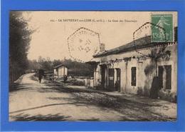 47 LOT ET GARONNE - LA SAUVETAT SUR LEDE La Gare Des Tramways - Frankreich