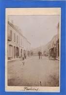 47 LOT ET GARONNE - TOMBEBOEUF Photo Ancienne (voir Description) - Autres Communes