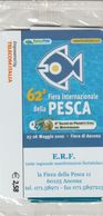 41-Carta Alberghi-E.R.F.-Fiera Della Pesca-Ancona-Nuova. In Confezione Originale - Italy