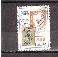 1994 £850 GIULIO NATTA PREMIO NOBEL - Nobelpreisträger