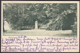 AK 1900 Meiningen Grotte Im Herrenberg Sachsen  (24486 - Duitsland