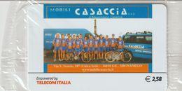 42-Carta AlberghiMobili CASACCIA-Mignanego-Nuova. In Confezione Originale - Italy