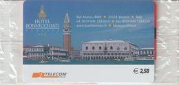 43-Carta Alberghii-Hotel Bonvecchiati-Venezia-Nuova. In Confezione Originale - Italy
