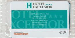 46-Carta Alberghii-Hotel Excelsior-Marina Di Massa-Nuova. In Confezione Originale - Italy