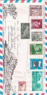 Espagne Lettre 8 Timbres 1973 - 1931-Heute: 2. Rep. - ... Juan Carlos I