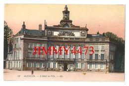 CPA - ALENCON 61 Orne - L' Hôtel De Ville - N° 52 - L L - Scans Recto-Verso - Alencon
