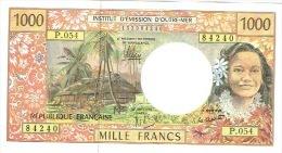 P.054 Nouvelle Signature Nouvelle Caledonie Billet Monnaie IEOM Institut Emission Outre Mer Cagou Cerf Neuf UNC 2013 - Nouméa (Nuova Caledonia 1873-1985)