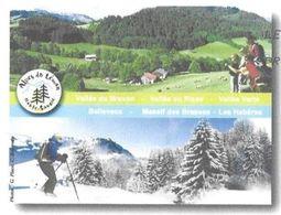 HAUTE SAVOIE, ALPES DU LEMAN ( VALLEES, SKI, MONTAGNE, RANDONNEES ) PAP ENTIER POSTAL FLAMME 2010, VOIR LES SCANNERS - Holidays & Tourism