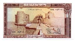 Liban / 25 Livres / UNC - Liban