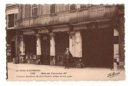 75 PARIS - 3ème, Rue De Turenne, Curieuse Boucherie De Style Empire - Arrondissement: 03