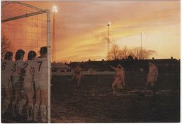 WORTHING V CARSHALTON 3 . 1 - (7/12/85) - Centenary 1886 - 1986 (Soccer/Voetbal/Football/Fußball) - England - Calcio