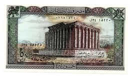 Liban / 50 Livres 1988 / SPL - Liban