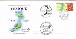 Nouvelle Caledonie Caledonia Timbre Personnalise Cad Commemoratif Alliance Champlain Francophonie 20/3/2019 TB - Neukaledonien