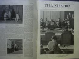 L'ILLUSTRATION 4281 CARBURANT MAKHONINE/ IROLINE/ JAURES/ INFANTERIE COLONIALE/COPTES - Zeitungen